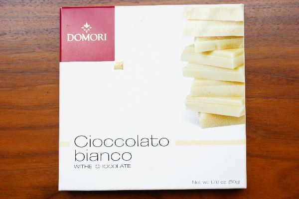 【DOMORI】Cioccolato bianco