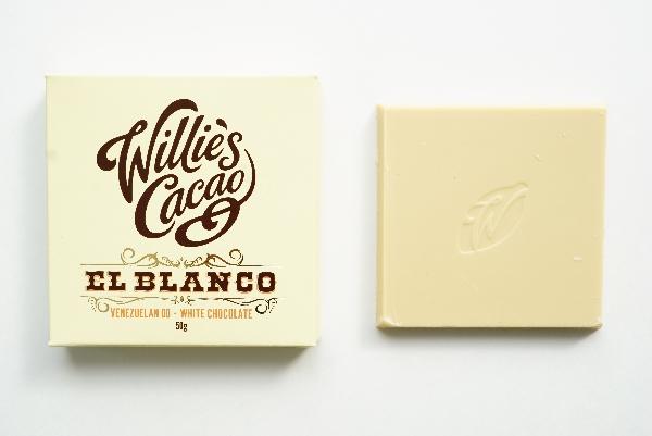 【Willie's Cacao】EL BLANCO