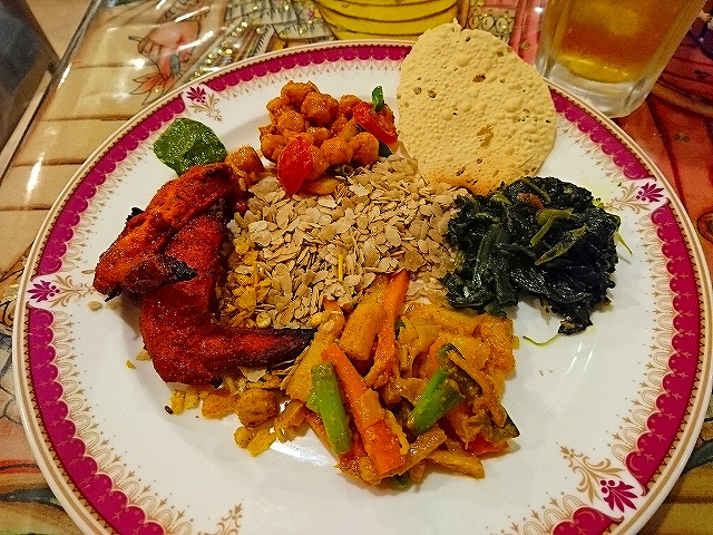インド・ネパール料理 ナラヤニ>