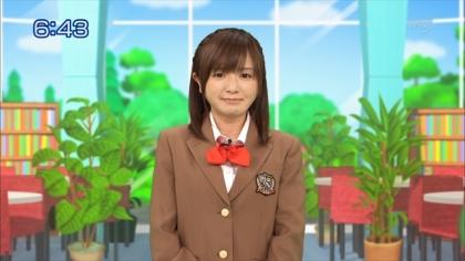 160212合格モーニング!紺野あさ美 (2)