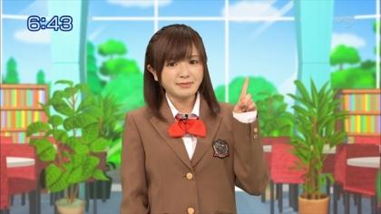 160218合格モーニング!紺野あさ美 (1)