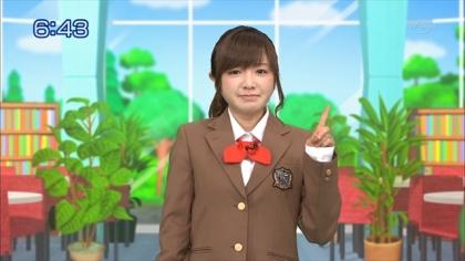 160224合格モーニング!紺野あさ美 (1)