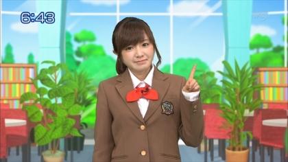 160225合格モーニング 紺野あさ美 (1)
