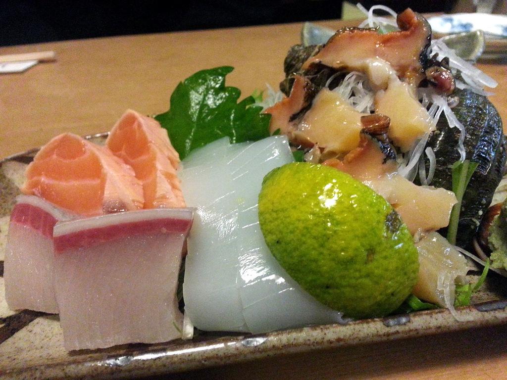 寿司を喰うぞ 海月