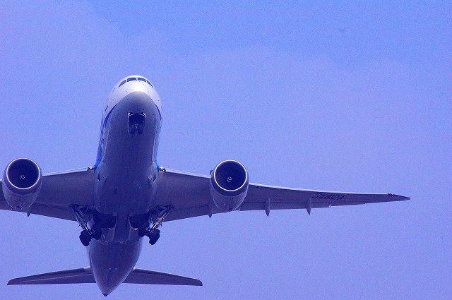 シグマAPO50-500で 福岡空港出撃 1