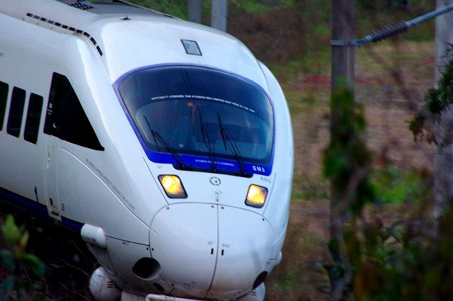日豊本線の特急列車