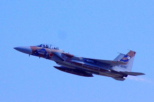 F15飛行教導群アグレッサー
