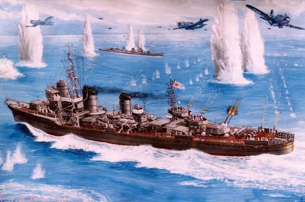 20151025 駆逐艦「雪風」
