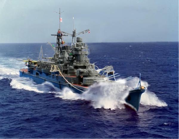 20151107 重巡洋艦「熊野」