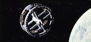 2001年宇宙の旅の宇宙ステーション