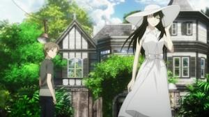 櫻子さん初対面