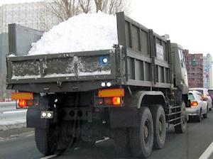 陸自のトラック