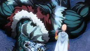 ワンパンで深海王をKO