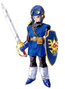 DQⅡのローレシアの王子