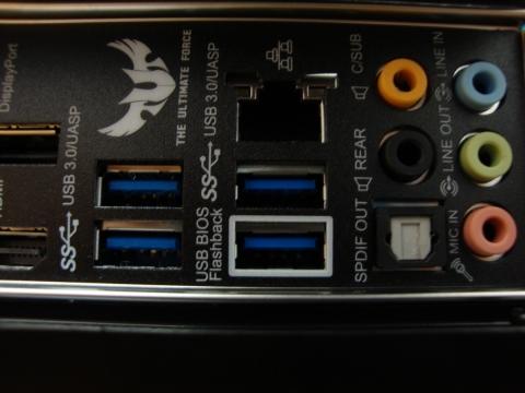 Gryphon Z97 USB BIOS FlashBack (2016年1月1日)