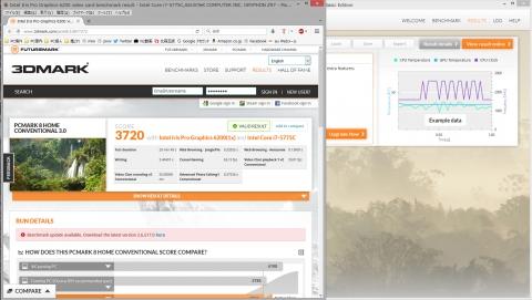 Core i7 5775C PCMark8
