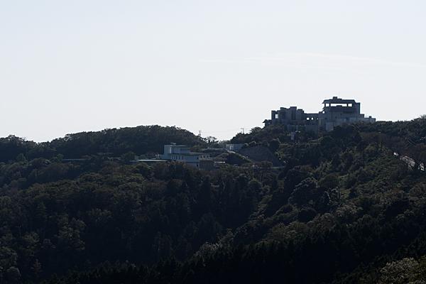 蒲郡の廃墟ホテル