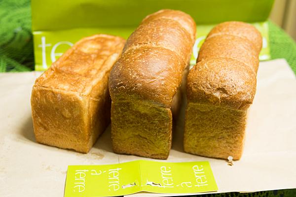テーラテール食パン