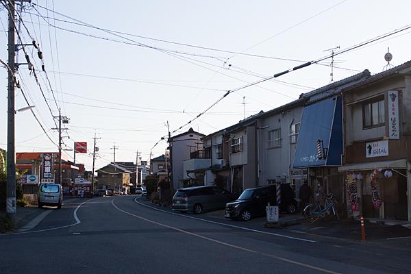春日井旧街道