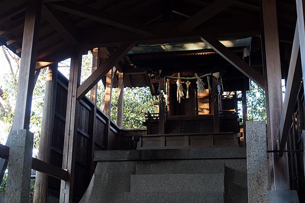熊野社本殿