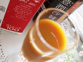 フィネス 黄酸汁(こうさんじる)豊潤サジーマイルド りんご果汁割り