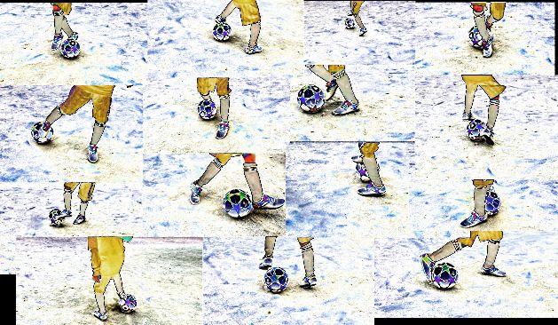 『難しい足技を時々練習するより、簡単な足技を毎日練習しよう!毎日継続するコツとは?』