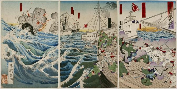 帝国日本大勝利