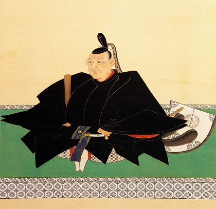 徳川吉宗像(徳川記念財団蔵)