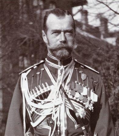 ニコライ2世(1914年)
