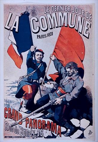 Le Dernier Jour de la Commune, affiche