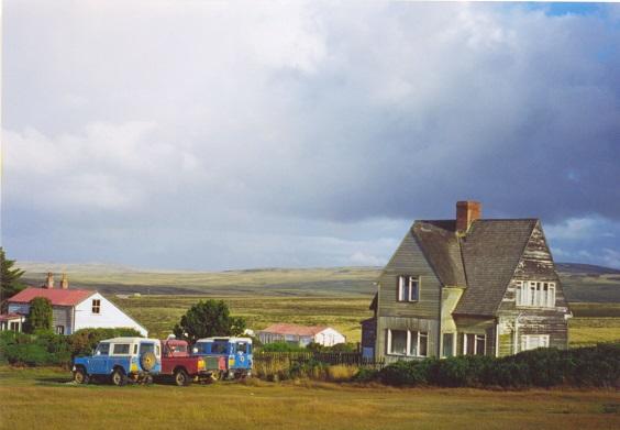 キャンプ町 (Camp) の農場