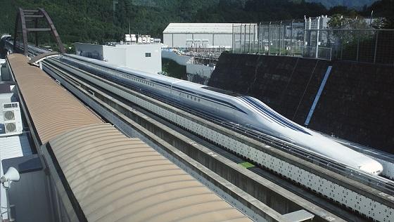 世界一の中央新幹線 ~ 活気を取り戻す日本と、もうどこにも逃げ場のない支那
