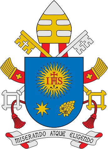 教皇フランシスコの紋章