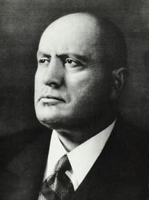 ベニート・ムッソリーニ