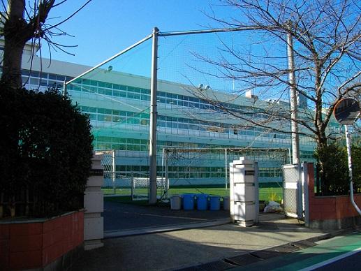 東京朝鮮第一初中級学校(東京都荒川区)