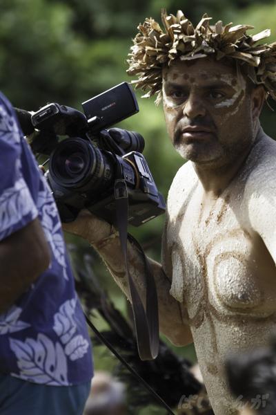 カメラマンも