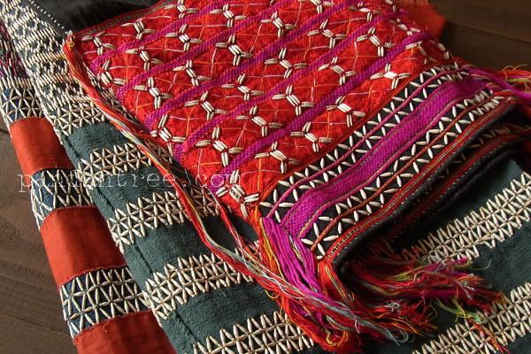 カレン族民族衣装貫頭衣1