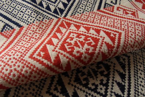 ラオス・タイ族の織物2