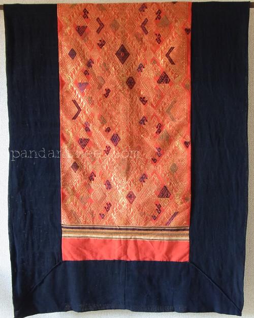 伝統織物ドア・カーテン1