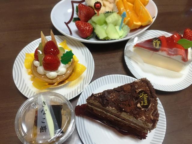 シャトレーゼのお菓子たち