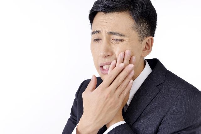 歯茎の痛み