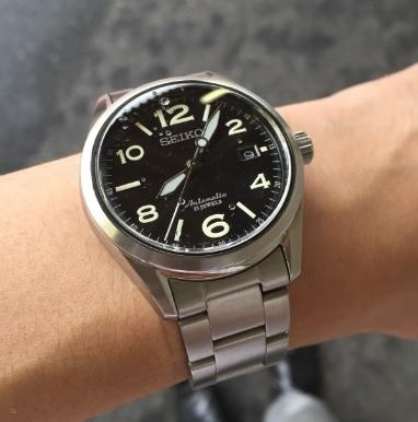 セイコー(SEIKO) 機械式腕時計 メカニカル SARG009