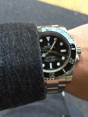 get cheap 57bb4 293f5 ロレックス】時計が全体のコーディネートに影響を与える ...