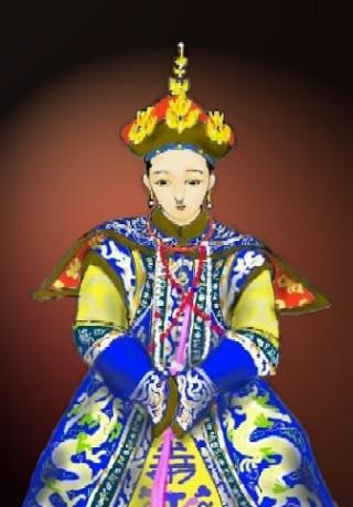 魏佳貴妃(孝儀純皇后) - 座乱読後乱駄夢人名事典