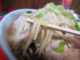 二郎新潟 ラーメン小 麺