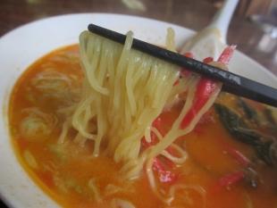 富士屋 旨辛豚骨ラーメン 麺
