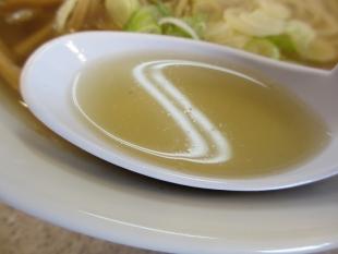 来味亀田 スープ