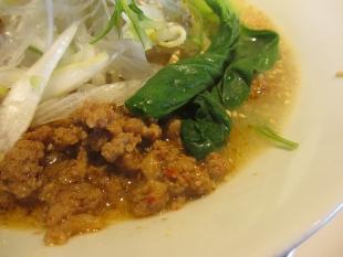 中田製作所 鶏塩担々麺 具 (2)