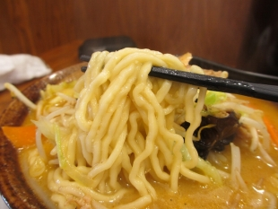 はなぶさ 野菜味噌 麺