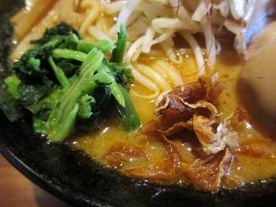 肉バカ弁天 生姜味噌 具 (2)